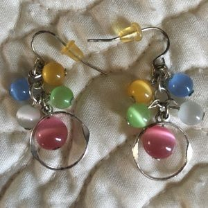 Premier Designs Multicolor beaded earrings